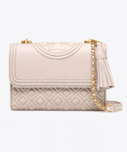 Tory Burch Fleming Convertible Shoulder Bag ($498)- Birch - $338.00