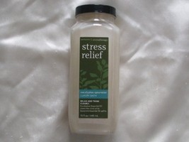 Bath &Body Works Aromatherapy Stress Relief Eucalyptus Spearmint Luxury Bath 15  - $40.00