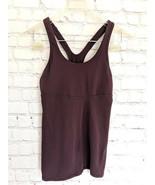 lululemon | Women's Size 4 Deep Purple Plum Fitter Racerback Sleeveless Top - $23.55
