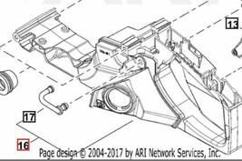 C041000586 Echo Cs-490, Cs-500P Rear Handle And Fuel Tank Assembly New Oem - $64.97