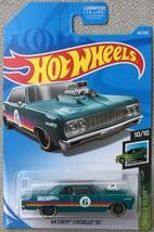 Hot Wheels #62 Speed Blur #1/10  '64 Chevy Chevelle SS - MIP - $2.95
