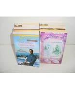 Lot of 6 Love Inspired Holiday Romance Paper Back Books - $11.83
