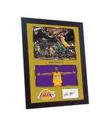 Kobe Bryant LA Lakers NBA signed autograph photo poster picture print Fr... - $19.17