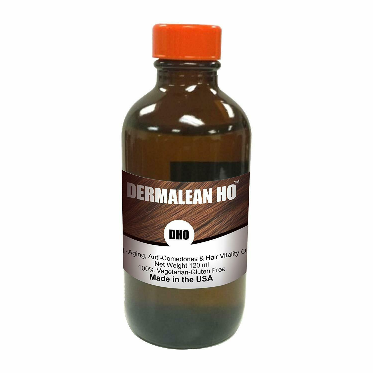Primary image for Dermalean Hair Oil for Growth Strong Roots ,Split and Repair-Non Greasy (120ml)