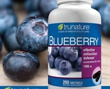 Blueberry extract softgels thumb155 crop