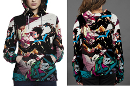 Nightwing Fight  Hoodie Women's - $43.99+