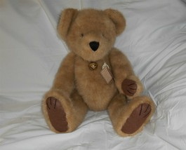 """Boyds Bear Archive Collection 20"""" Griffin W Bearsley Jointed Plush Tan Bear - $23.38"""