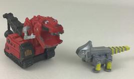 Dinotrux Ty Rux Figure Reptool Roller Wrenchtools Netflix Dinosaur 2015 Mattel - $26.68