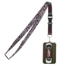 Nightmare On Elm Street Freddy Krueger Horror VHS Tape ID Badge Holder L... - $9.99
