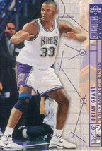 1994-1995 Upper Deck Collector's Choice Card Brian Grant #394 Blueprint ... - $1.97