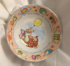 "Royal Doulton Winnie The Pooh ""TUM-TIDDLE-UM-TUMISH Surprises"" Bowl - $10.00"