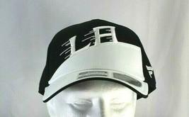 Los Angeles Kings NHL Black /White Baseball Cap Stretch Fix L/XL Stadium Series - $31.99