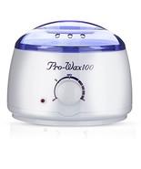 Wax Warmer,Hair Removal Kit Hot Wax Warmer Waxing Kit Wax Melts for Hard... - $21.99
