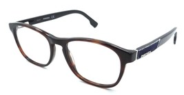 Diesel Rx Eyeglasses Frames DL5190 052 52-17-145 Dark Brown / Blue Denim - $50.96