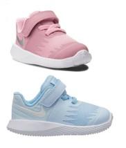 907256-601 Nike Star Runner (TDV) Girl's Running Shoe Elemental YOU CHOOSE - $31.99