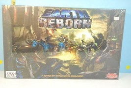 Earth Reborn from Nuclear Disaster Award Winning Game Z-Man Game 2010 SH... - $54.45