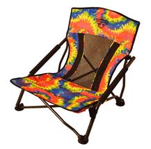 Crazy Creek Quad Beach and Festival Chair – Tie-Dye - $55.13