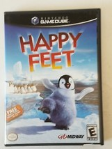 Happy Feet Nintendo Game Cube 2006 DL-DOL-GH7E-USA - $10.18