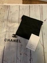 Chanel VIP Gift Nylon Drawstring Bag - $74.25