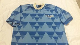 Rare old soccer  Jersey .Argentina.original 80 years Olan Brand - $26.73