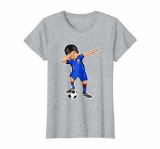 New Shirts - Dabbing Soccer Boy Japan Jersey TShirt Japanese Football Fa... - $19.95+