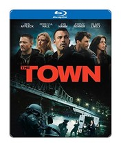 The Town Limited Edition Steelbook [Blu-ray]
