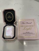 Too Faced Diamond Light Multi-Use Diamond Fire Highlighter Brand New In Box - $19.75