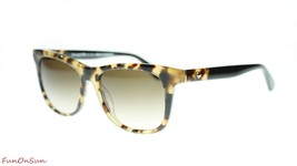 Kate Spade Women Sunglasses Charmine 0581 Havana Black Brown Gradient Le... - $116.40