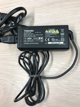 TOSHIBA ADPV16A AC Power Supply Adapter Charger Output: 12V DC 2A             F9