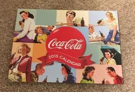 Coca-Cola 2015 Wall Calendar - $7.99