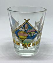 Vintage NEW MEXICO Desert State Travel Shot Glass Bar Shooter Souvenir S... - $5.99