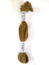 Needlepoint Yarn DMC  No 4 Matte Cotton #2831 Single Ply 10 M Skein 11 Y... - $1.95