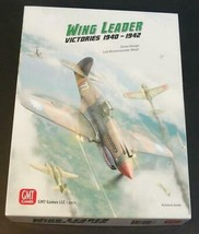 Wing Leader Victories 1940-42 GMT Games 2015 Unpunched NOS - $54.45