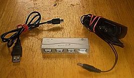 usb hub Vantec GO2.0 USB 2.0 MiniHub - $1.19