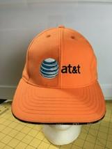 Caps Hats Snap backs  AT&T Orange Workers Cap Hat Baseball  - $16.61