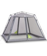 Instant Screen House Camping Shelter Outdoor 10... - $122.91 CAD