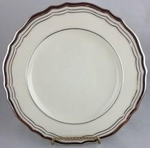 Lenox Chesterfield Platinum salad plate  - $30.00