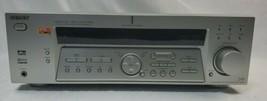 Sony STR-K840P Silver AV Audio Receiver Amplifier Tuner Surround Remote Bundle - $84.55