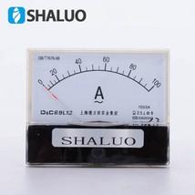 100A electric Pointer Ammeter 69L13 diesel generator part single three p... - $13.00