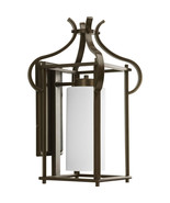 Antique Bronze Outdoor Wall Lantern Light Progress Lighting P6600-20 Ext... - $85.94