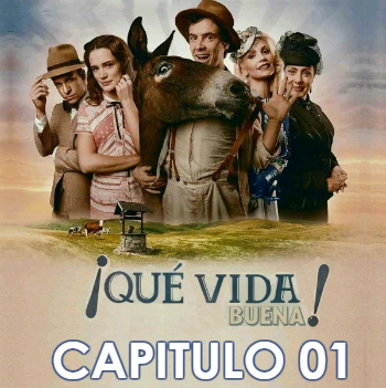 Primary image for QUE VIDA BUENA . SERIE BRAZIL 33 DVDS