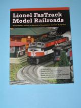 LIONEL FASTRACK MODEL RAILROADS - $20.00