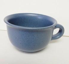 Dansk MESA Coffee Cup Mug (2) Blue Made in JAPAN Blue Vintage Retired DE... - $19.83