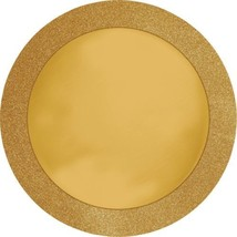 "Gold Glitz Glittering PlaceMat 14"" Place Mat 8 Ct - $10.79"