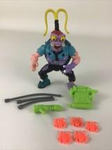 Teenage Mutant Ninja Turtles Scumbug Action Figure Complete Vintage TMNT... - $60.55