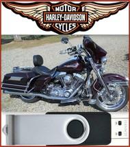 2005 Harley Davidson Touring Service Repair Electrical Manual & More USB Drive - $18.00