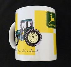 John Deere Licensed Product Coffee Cup Mug Gibson - $8.79
