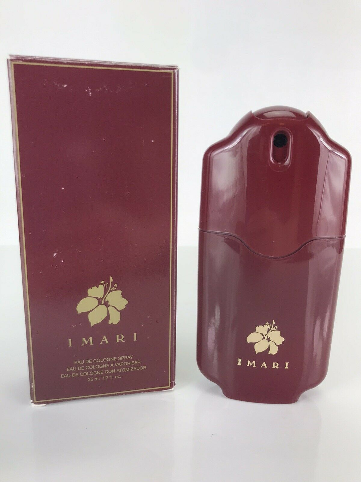 Primary image for Imari by Avon 1.2 oz. 35 ml Eau De Cologne Spray for Women Classic Version
