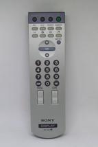 Sony RM-333 LCD TV Display Remote - Original - MFM-HT75 MFM-HT95 - $10.88