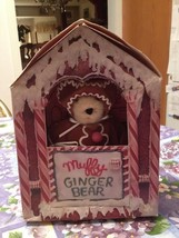 1992 North American Bear Co Muffy Ginger Bear Special Limited Edition + ... - $39.99